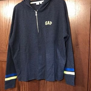Gap relaxed fit hoodie size large